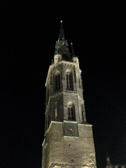 Roter Turm in Halle
