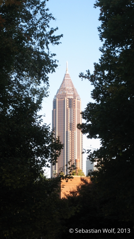 Bank of America Atlanta