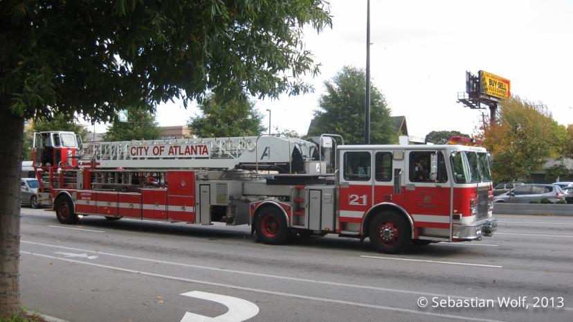 Feuerwehr Atlanta