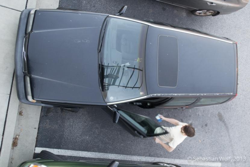Volvo parking