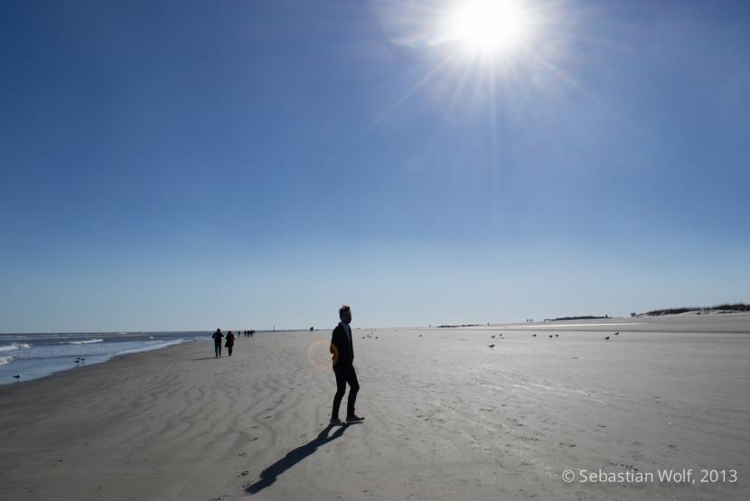 Strand Tybee Beach