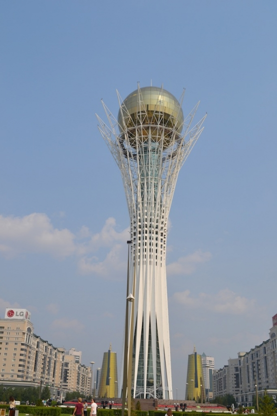 Astana - Sonnenturm