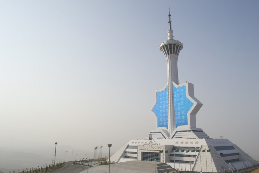 Ashgabad - TV Tower