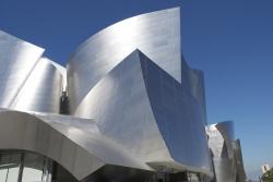 Los Angeles - Disney Music Hall
