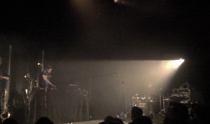 Bonobo live performance mix