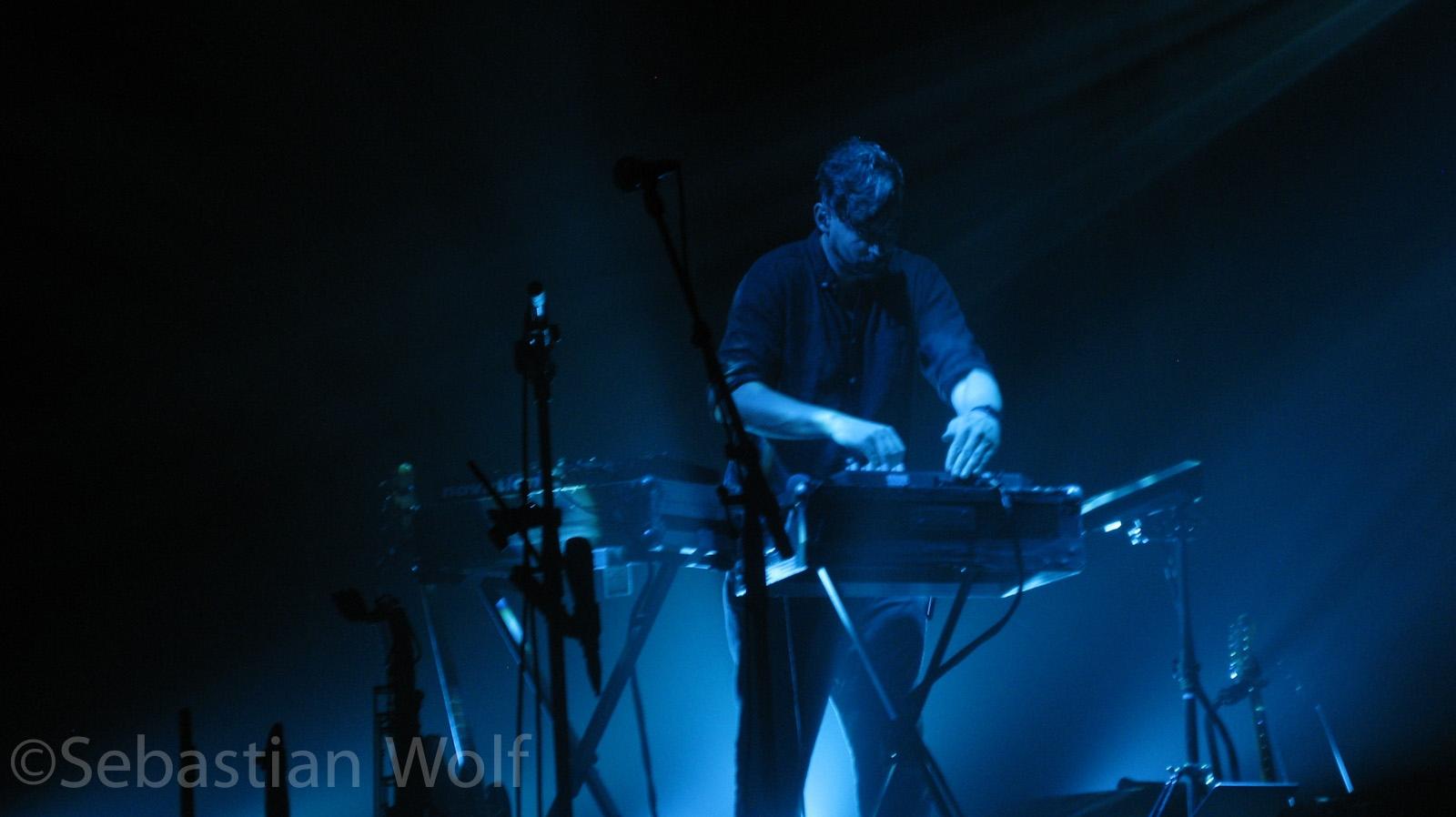 Simon Green live