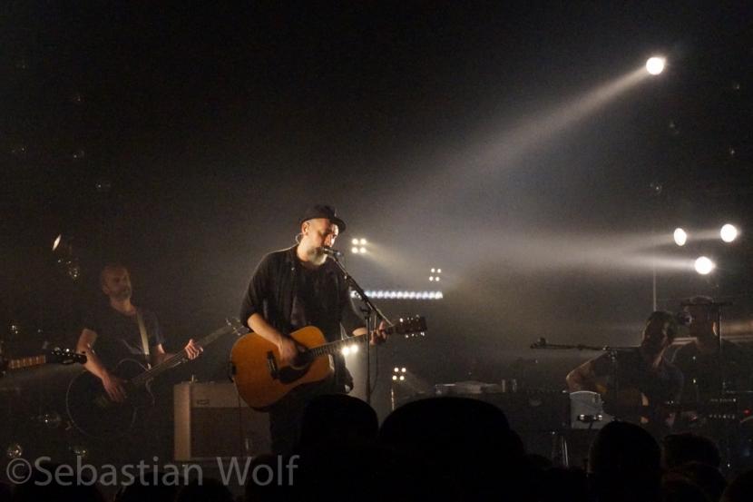 Fink live Foto