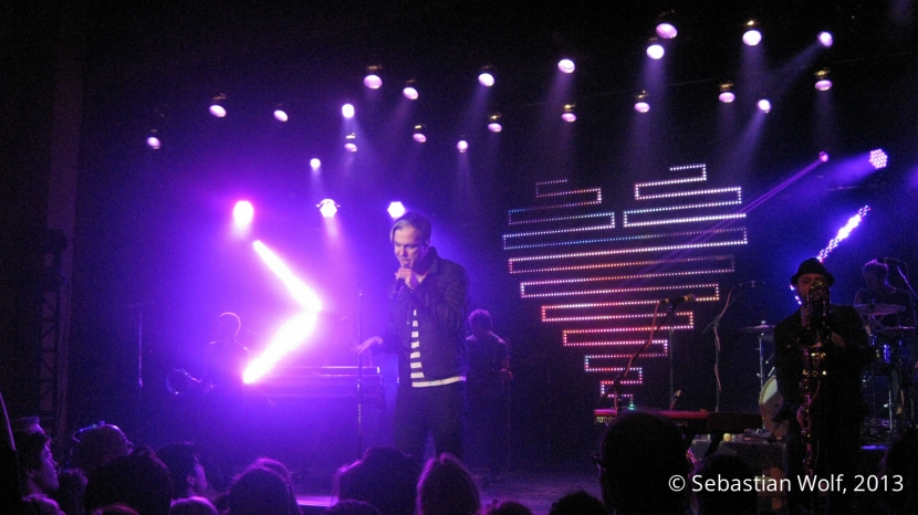 Fitz and the Tantrums live Atlanta