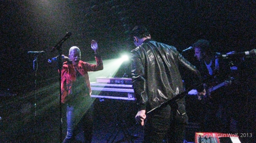 Fitz and the Tantrums live Munich
