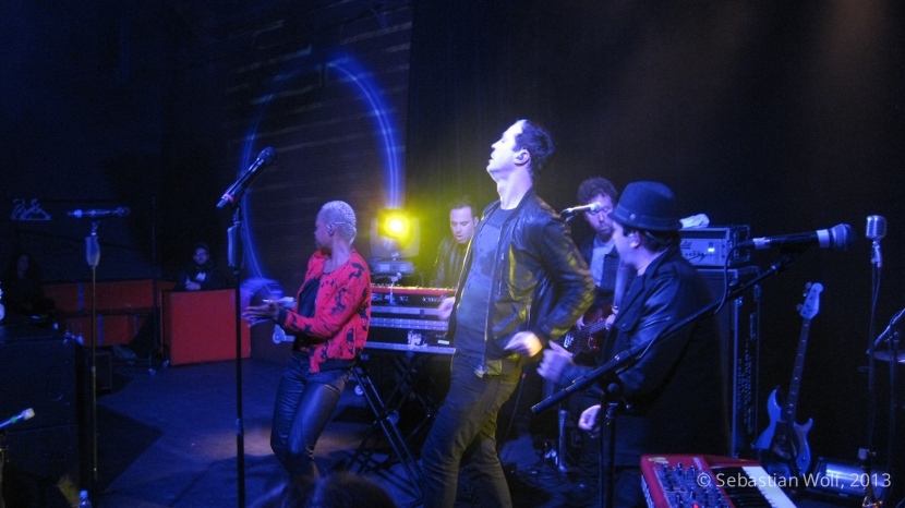 Fitz and the Tantrums Dancing