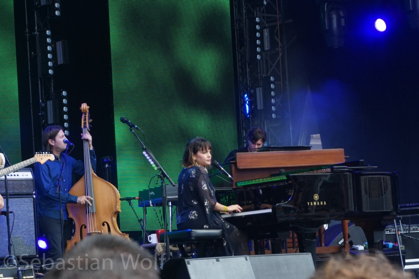 Norah Jones Jazz Open Stuttgart