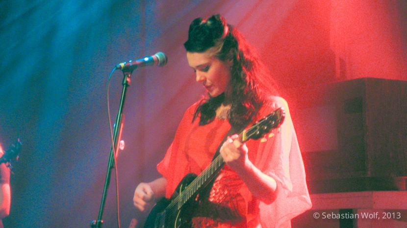 Kate Nash live Atlanta