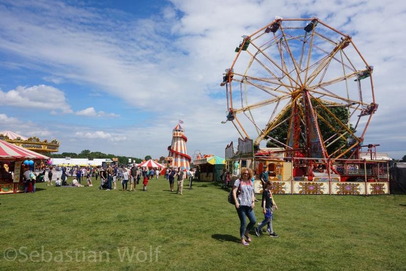 Festival Area Love Supreme Festival