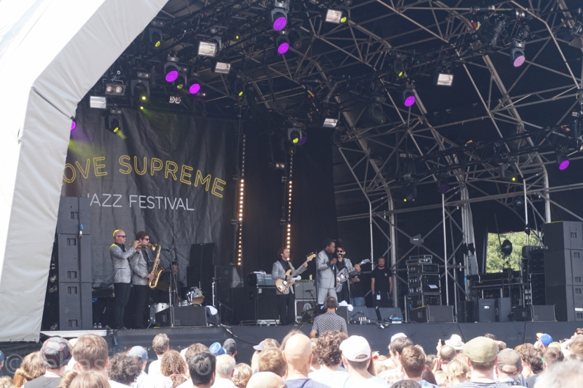 Lee Fields and the Expressions Love Supreme Festival