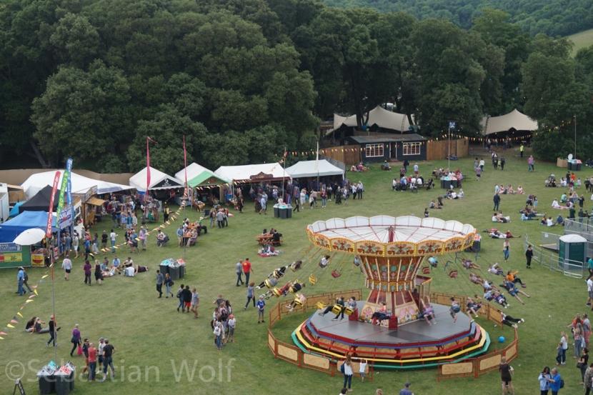 Karussell love supreme festival