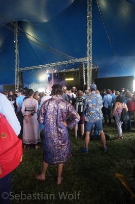 Festival visitor love supreme festival