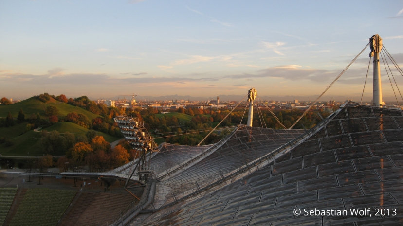 Stadion und Stadt