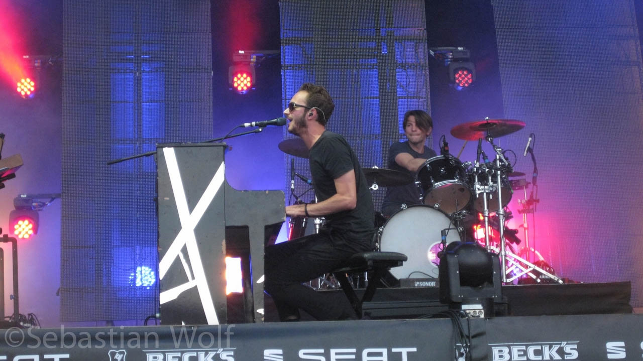 Editors Rock im Park