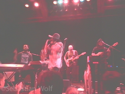 Robert Glasper Experiment Ampere