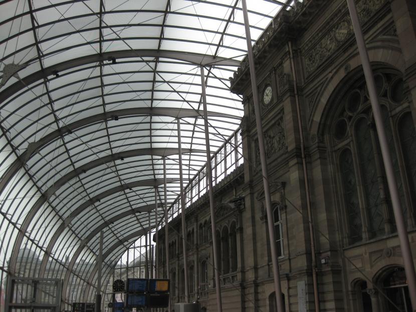 Gare Central Strasbourg