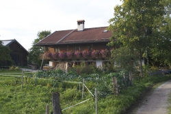 Dorfhaus in Lenggries