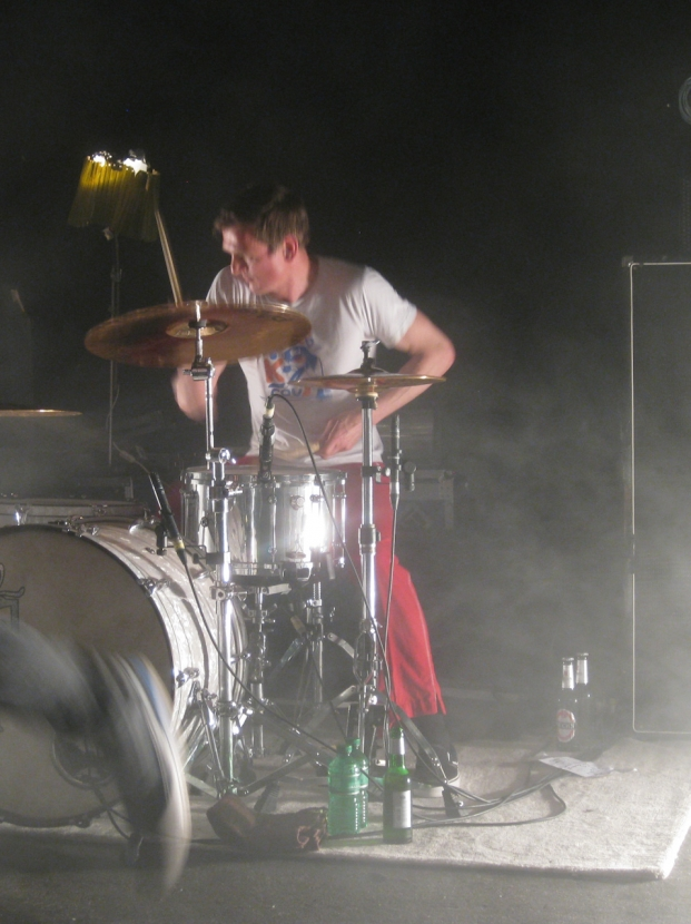 Peter Carstens Schlagzeug