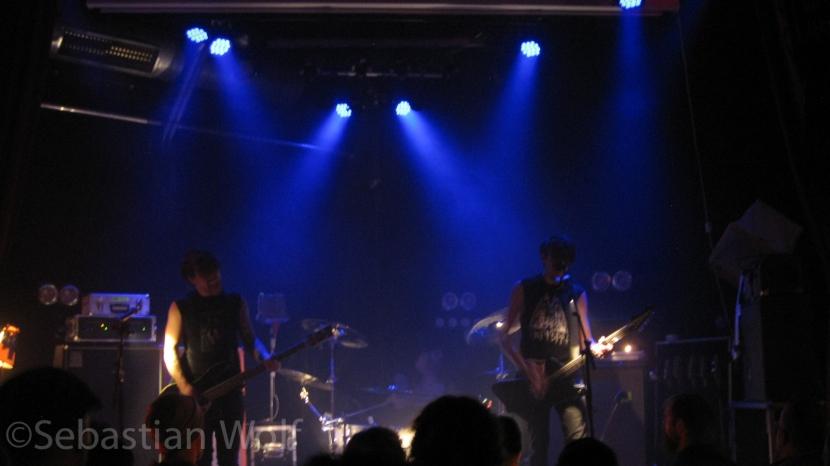 Fjørd Band live