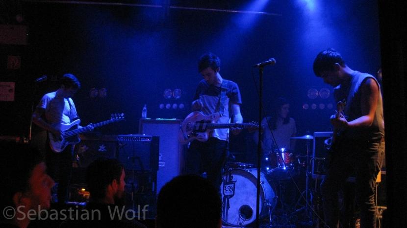 Karies Band live