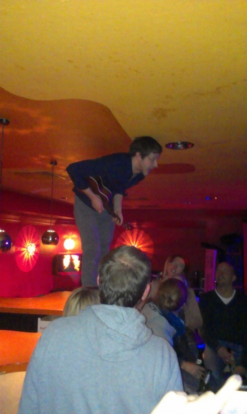 Effi on Bar
