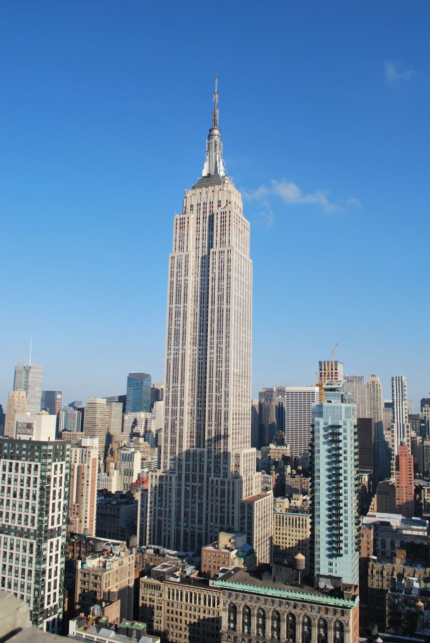 Visit NYC Observatory - NYC Tourism Empire State Building Building of the empire state pictures