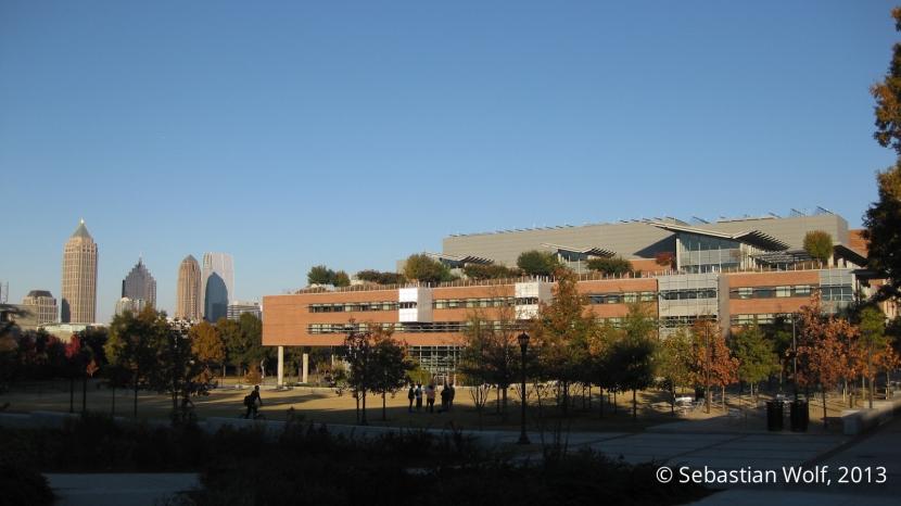 Campust GA Tech