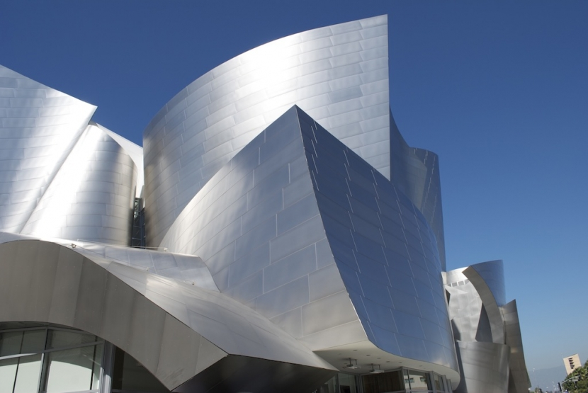 Los Angeles - Disney Music Hall