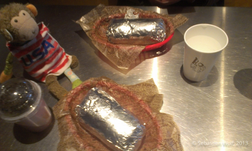 Chipotle Meal