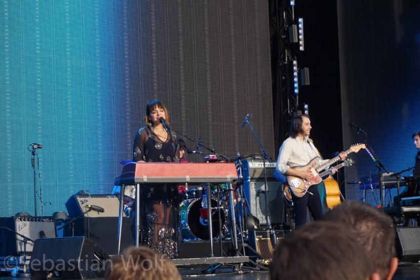 Norah Jones Jazz Open Stuttgart