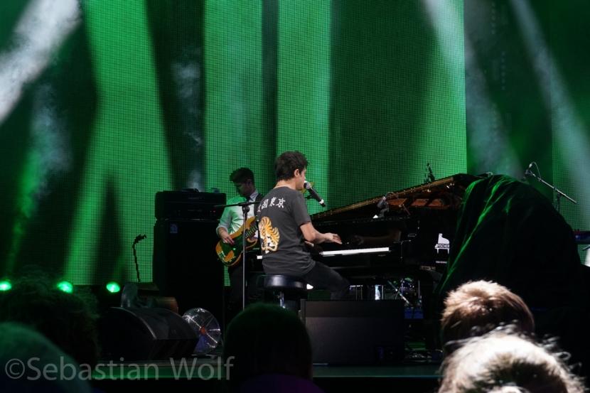 Jamie Cullum Jazz Open Stuttgart