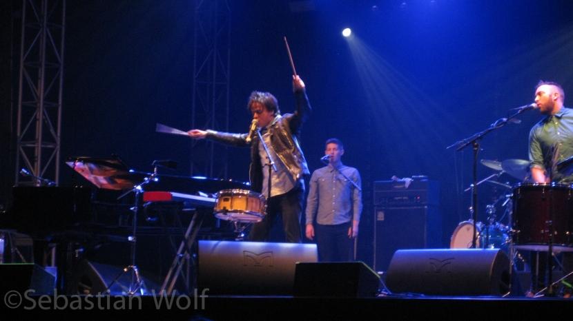 Jamie Cullum live München