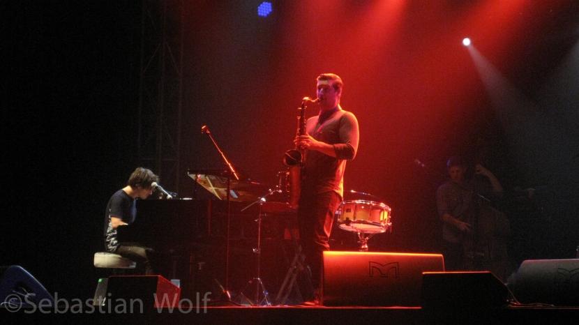 Jamie Cullum Saxophone