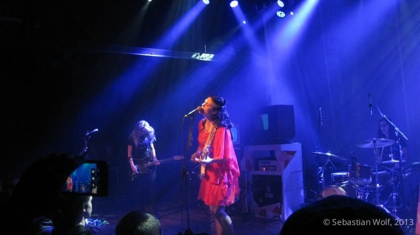 Kate Nash live