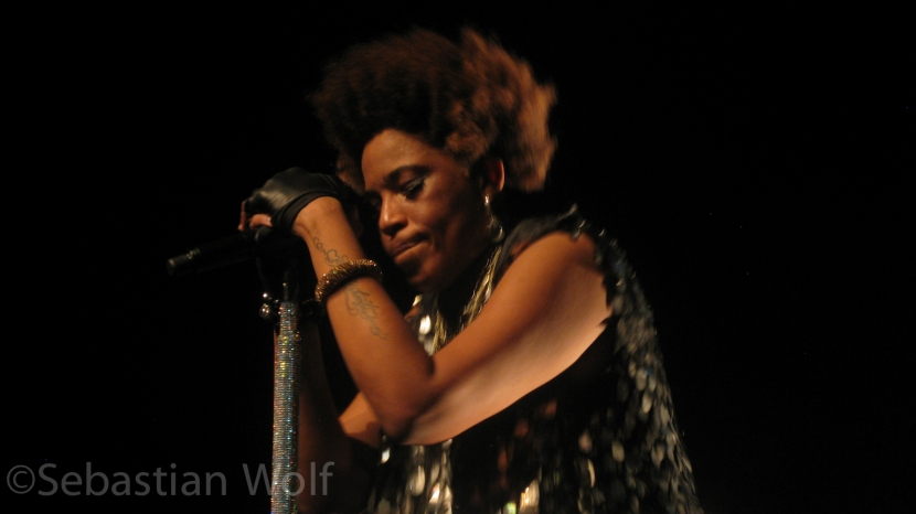 Macy Gray live in München