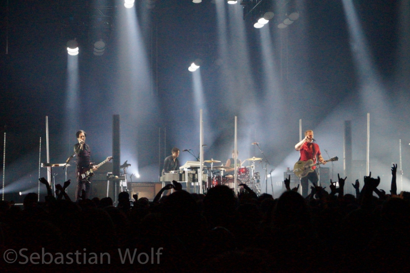Queens of The Stone Age München Zenith