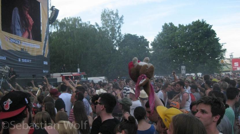 Publikum Rock im Park