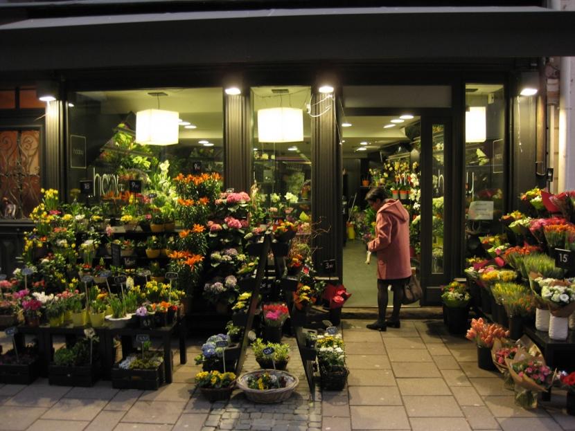Blumenladen Krutenau
