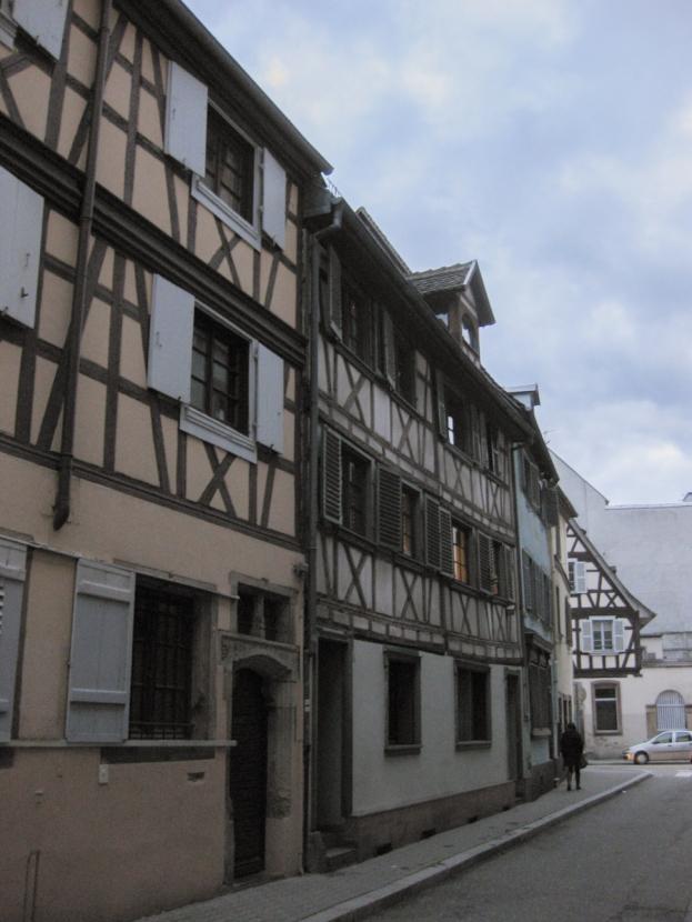 Stadtansichten Krutenau