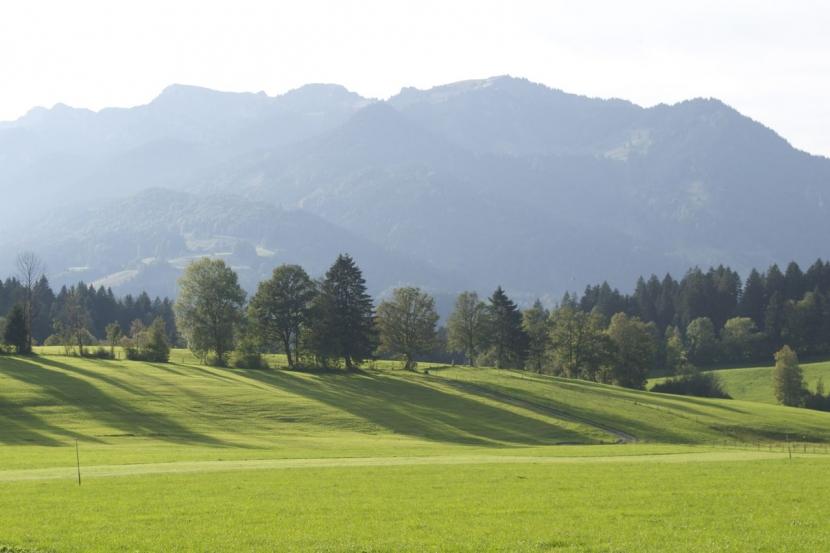 Oberbayern bei Lenggries